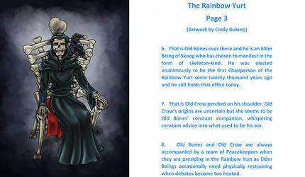 The Rainbow Yurt: Page 3
