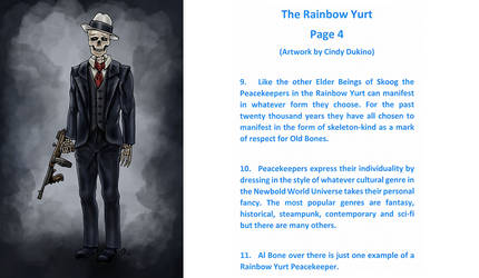 The Rainbow Yurt : Page 4