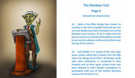 The Rainbow Yurt : Page 6
