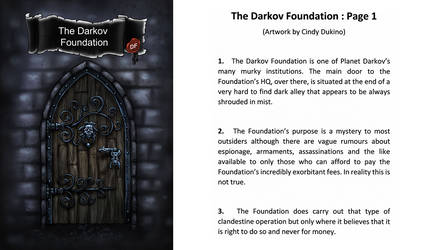 Darkov Foundation : Page 1