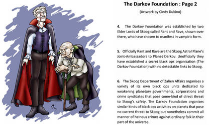 The Darkov Foundation : Page 2
