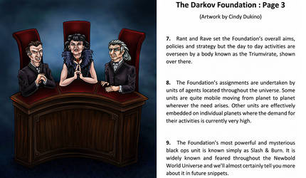 The Darkov Foundation : Page 3