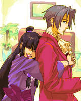 you're the best mr. edgeworth by pockyy