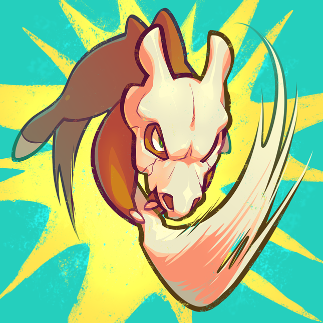 Cubone by pockyy