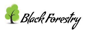 Black Forestry Logo