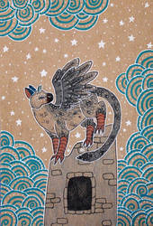 Trico by RedCloudlet