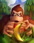 Donkey Kong- Oh banana