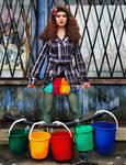 5+Colors I by AushrineMarija