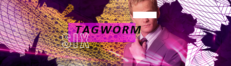 TagFreak Tagworm 6 (tag) by Exclamative