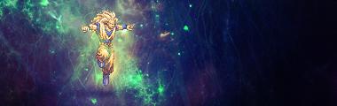 Goku Sprite by Exclamative