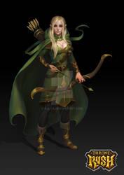 Elf-archer