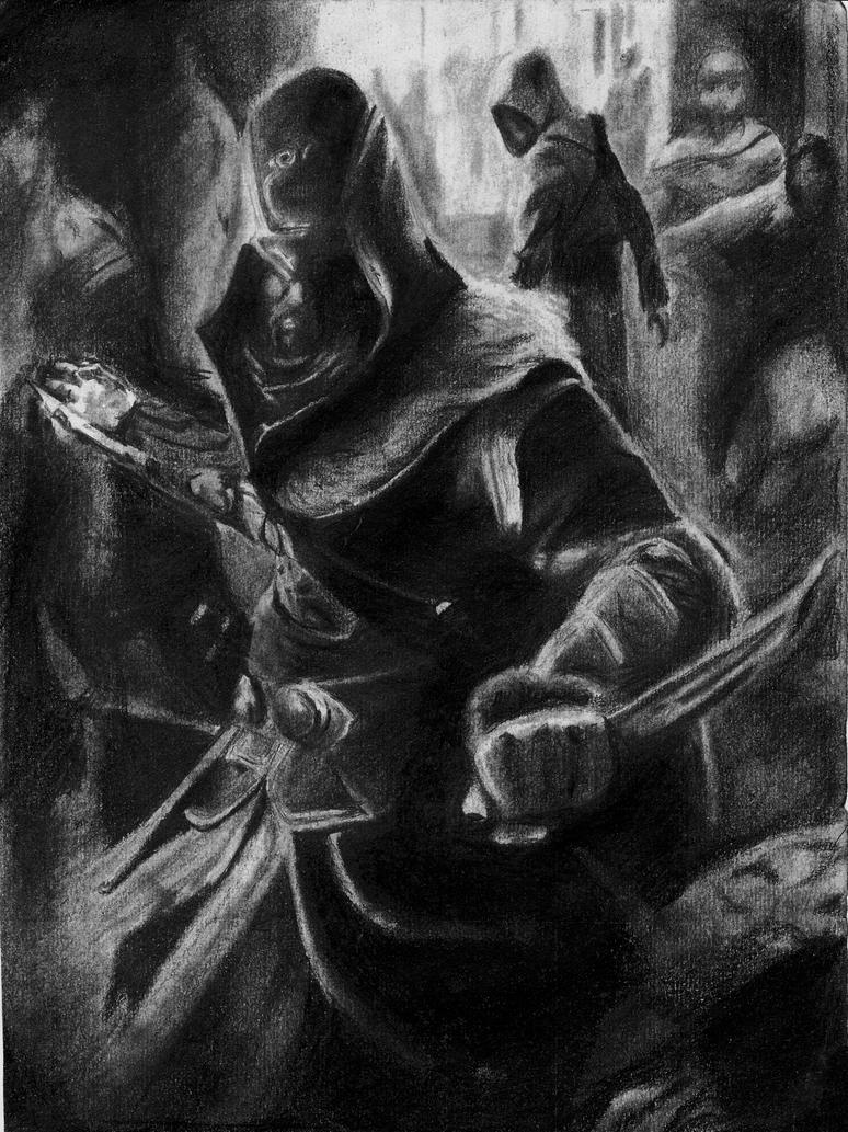 Maestro asesino by belfast1911