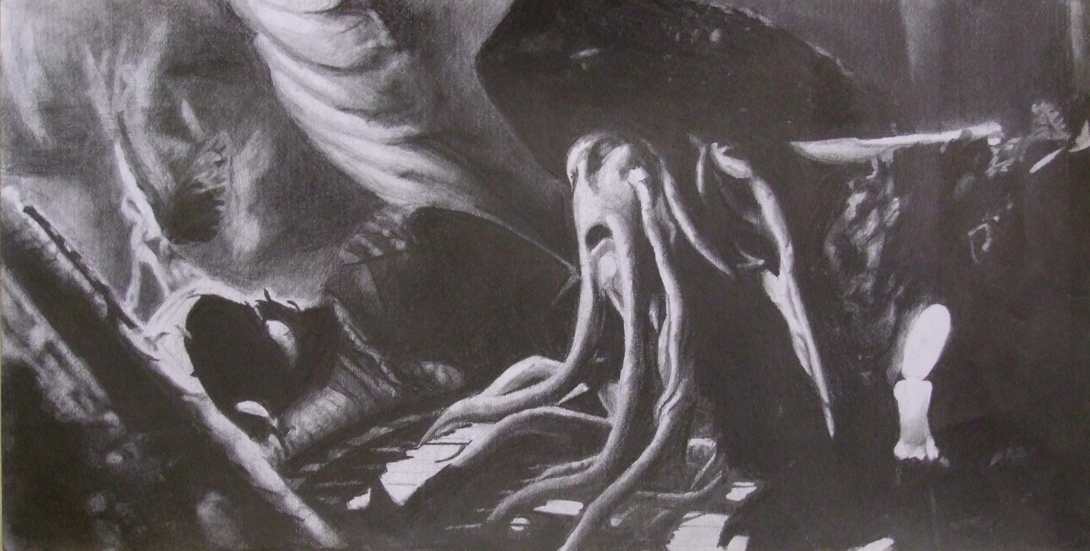 Davy Jones en el organo by belfast1911