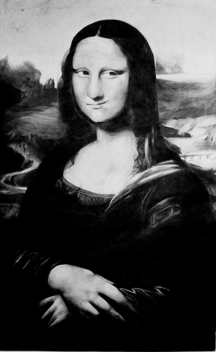 La mona lisa by belfast1911