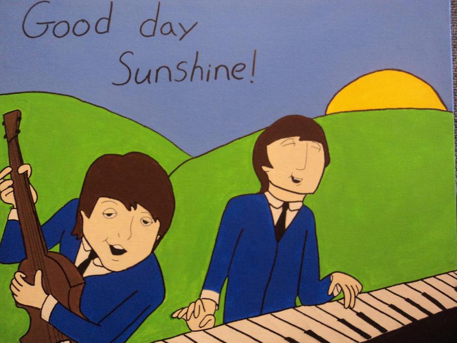 Good Day Sunshine Dailymotion : Good day sunshine by lilylondon on deviantart