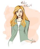 Robin Ellacott by DeboraPinto