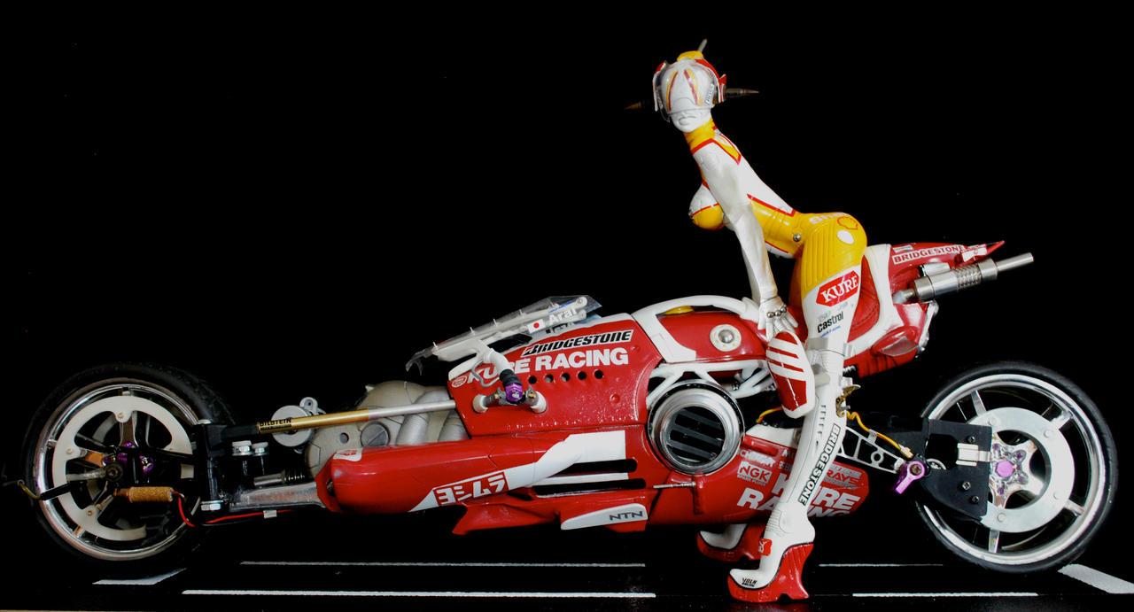 World Tt Concept Superbike Scooters Buzz