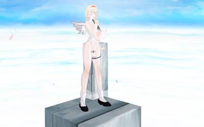 Angel girl 0006 by tonjiru
