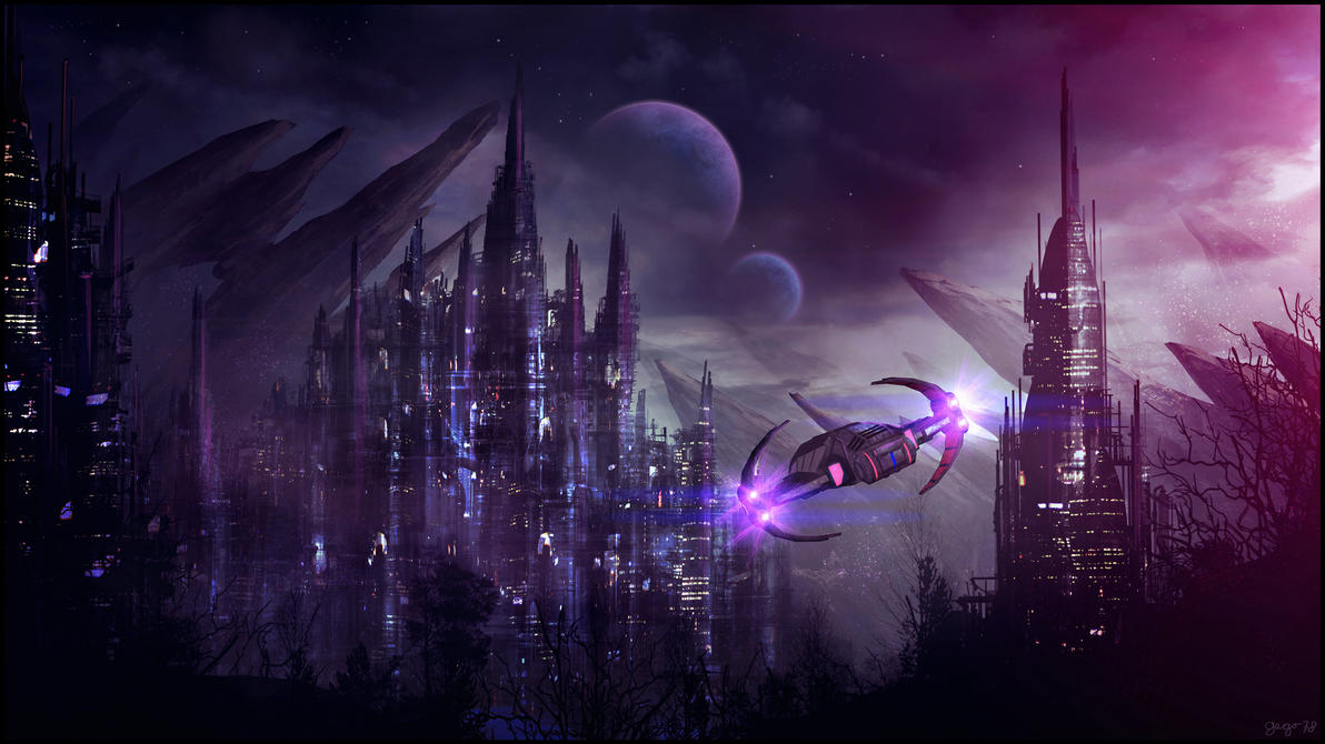 Dark City by gugo78