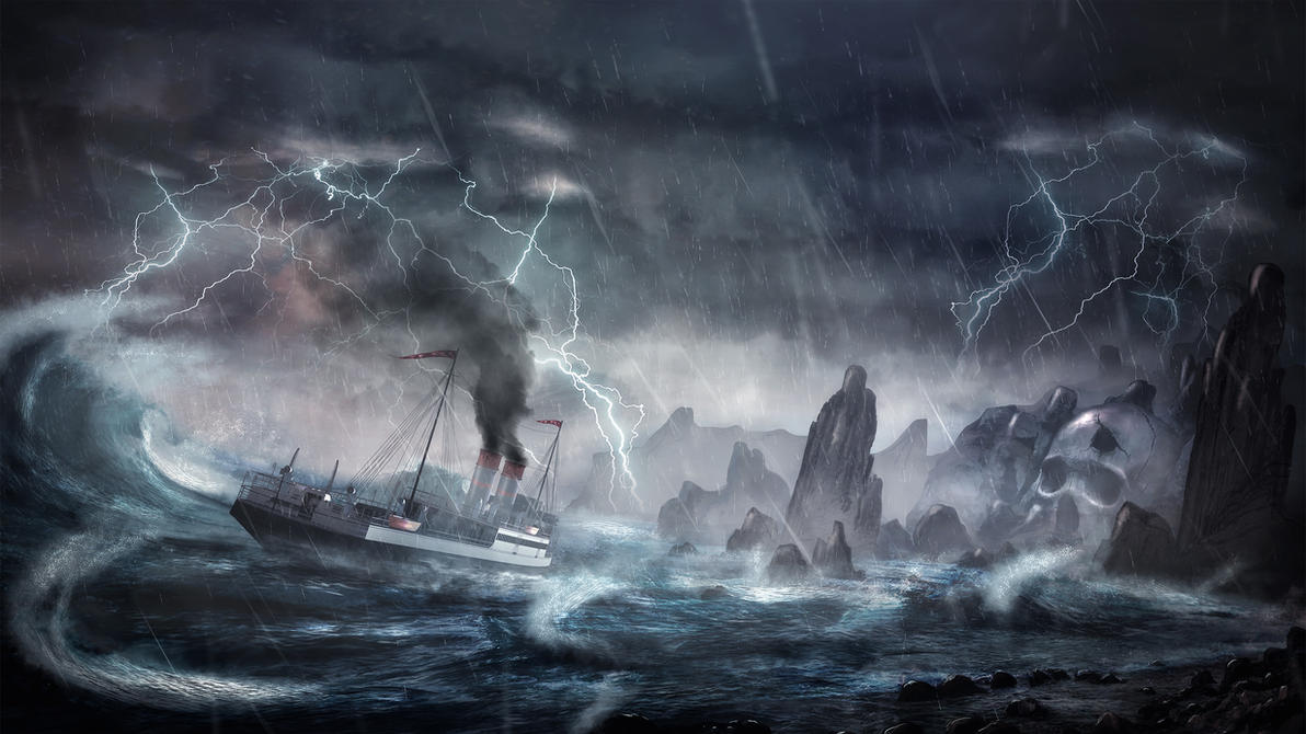 Storm 1 by gugo78