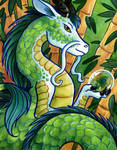 Green Dragon of the East