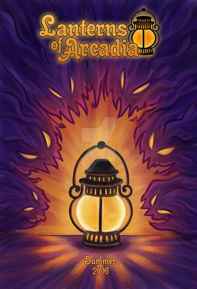 Lanterns of Arcadia - Teaser Cover by SpaceTurtleStudios