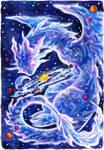 30 Days of Dragons - Day 11 - Cosmic Dragon
