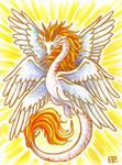 30 Days of Dragons - Day 26 - Celestial Dragon