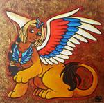 The Sphinx's Smile