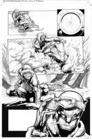 Wolverine_P2 by Vinz-el-Tabanas