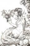 Vampirella Pencil01