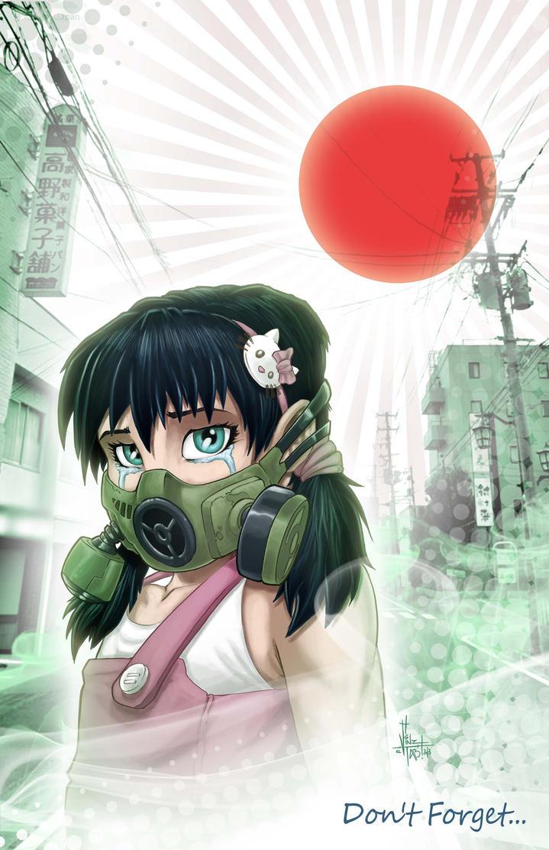 Tribute to Fukushima by Vinz-el-Tabanas