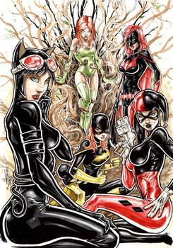 BAT girls
