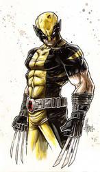 Wolverine by Vinz-el-Tabanas
