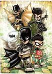 BATMAN family Baby
