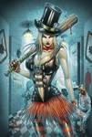 Wonderland Asylum #4
