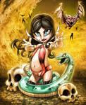 LIL Vampirella by Vinz-el-Tabanas