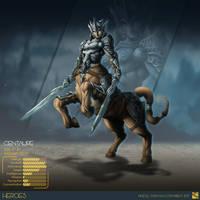 HEROES Centaur ASC by Vinz-el-Tabanas
