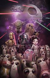 Starwars charity comiccon