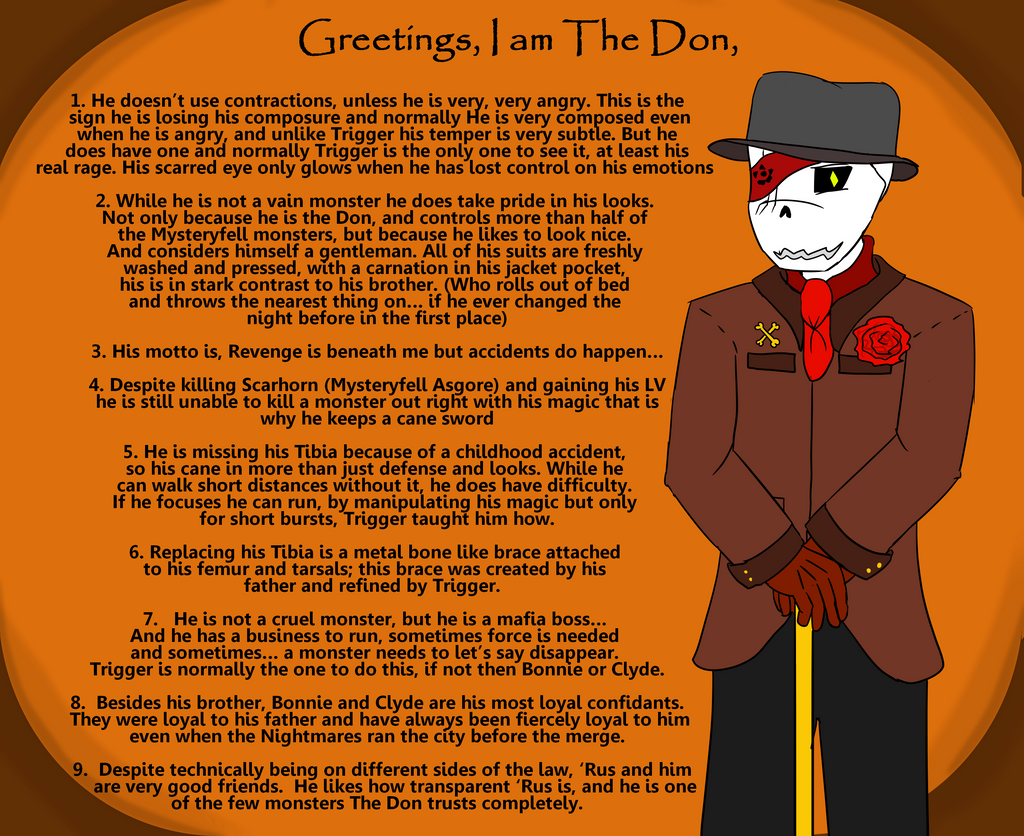 Facts About The Don By Arerona On Deviantart