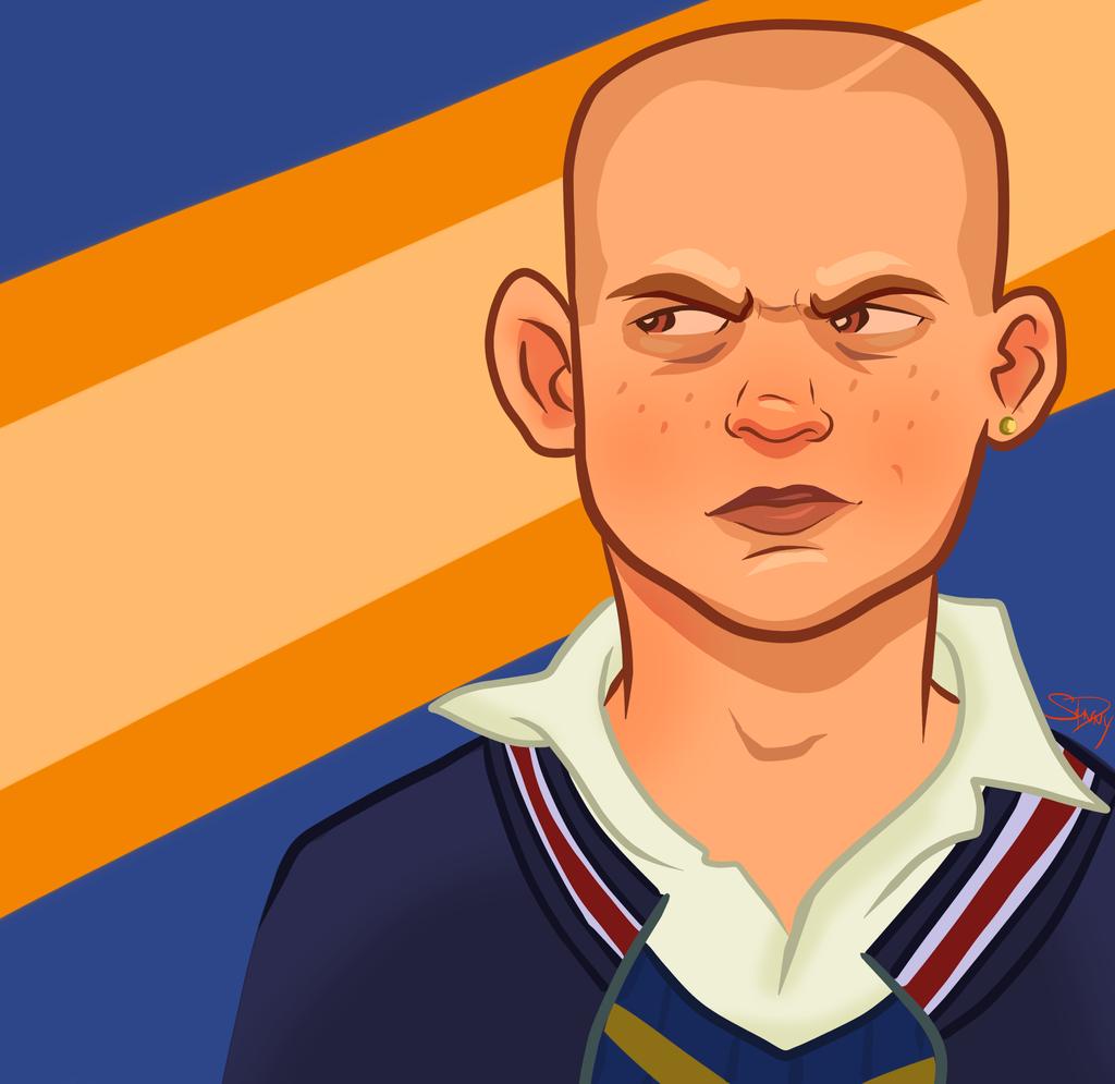 Bully: Jimmy Hopkins by lewisrockets on DeviantArt