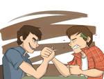 Outsiders: Steve vs Sodapop