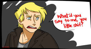 Outsiders: WHAT'D YOU SAY? by lewisrockets