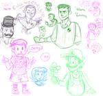 Doodles 101
