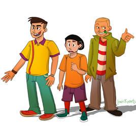 BULLY: Jim, Pete and Gary (EEnE)