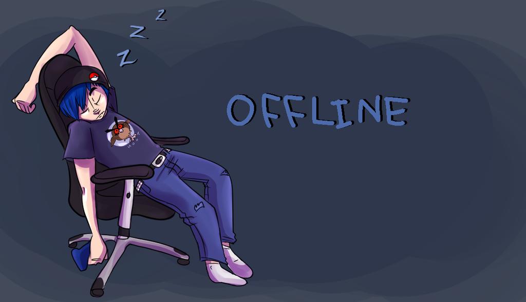 Twitch: Analog Triggers Offline Banner by lewisrockets on DeviantArt