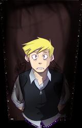 Inner Turmoil: 4 | Darkness holds him by lewisrockets