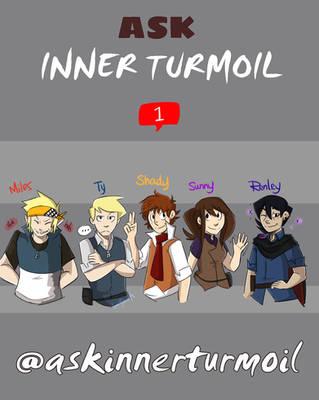 Inner Turmoil: Ask the Sunshine Crew! by lewisrockets