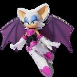 Rouge The Bat - Render