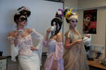 masquerade 18th century marie antoinnette